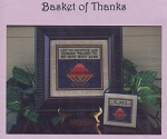 Basket of Thanks - (Cross Stitch)