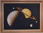 Moons of Satrun - (Cross Stitch)