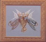 Heavenly Gifts - (Cross Stitch)