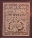Doxology Sampler - (Cross Stitch)