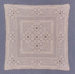 Lacy Victorian Serviette or Doily - (Cross Stitch)