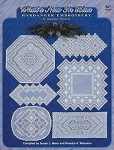 What's New in Blue Hardanger - (Cross Stitch)