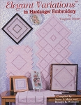 Elegant Variations in Hardanger Embroidery - (Cross Stitch)