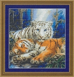 Always Together - (Cross Stitch)