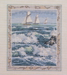 Surf & Yachts - (Cross Stitch)