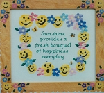Sunshine - (Cross Stitch)