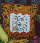 Autumn Gives - (Cross Stitch)