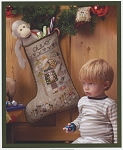 Oliver's Stocking - (Cross Stitch)