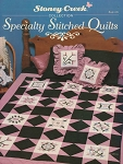 Specialty Stitched Quilts - (Cross Stitch)