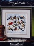 Songbirds - (Cross Stitch)