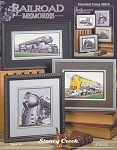 Railroad Memories - (Cross Stitch)