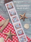 Summer Bell Pull 2 - (Cross Stitch)