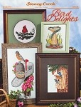 Bird Delights - (Cross Stitch)