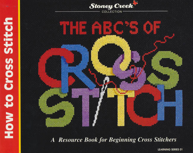 The ABC's of Cross Stitch - (Cross Stitch)