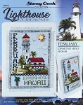 February Lighthouse Diamond Head Hawaii - (Cross Stitch)