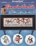Share the Warmth - (Cross Stitch)