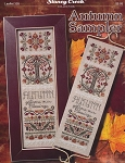Autumn Sampler - (Cross Stitch)