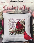 Comfort & Joy - (Cross Stitch)