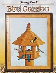 Bird Gazebo - (Cross Stitch)