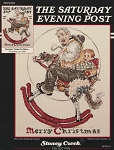 The Saturday Evening Post Grandpa Takes the Reins - (Cross Stitch)