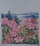 Cranberry Ridge Scene One - (Cross Stitch)