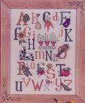 Alphabet Garden - (Cross Stitch)