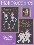 Halloweenies - (Cross Stitch)
