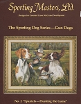 Spaniels - Flushing the Game - (Cross Stitch)