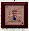 God Bless Our Home Sampler - (Cross Stitch)