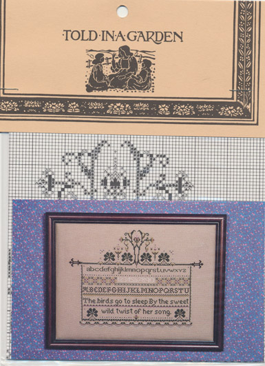 Family Treasure I - (Cross Stitch)