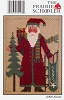 2008 Santa Prairie Schooler - (Cross Stitch)