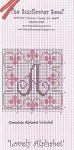 Lovely Alphabet - (Cross Stitch)