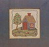 Cottage in the Meadow - (Cross Stitch)