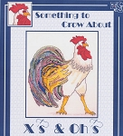 Something to Crow About - (Cross Stitch)