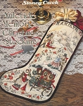 Yuletide Memories Christmas Stocking - (Cross Stitch)