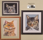 CatmanDrew Collection One - (Cross Stitch)