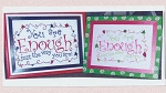 You Are Enough Just the Way You Are! - (Cross Stitch)