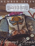 Fragments In Time #7 - (Cross Stitch)
