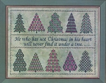 The Spirit of Christmas - (Cross Stitch)