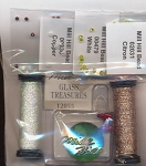 I'll Be Home for Christmas Embellishment Pack - (Cross Stitch)