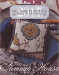 Fragments in Time #6 - (Cross Stitch)