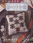 Fragments in Time #5 - (Cross Stitch)