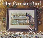 The Persian Bird - (Cross Stitch)