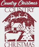 Country Christmas - (Cross Stitch)
