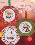 Christmas Ornaments IX - (Cross Stitch)