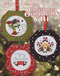 Christmas Ornaments VIII - (Cross Stitch)