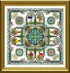 The Medieval Fruit Garden Mandala - Pomarium
