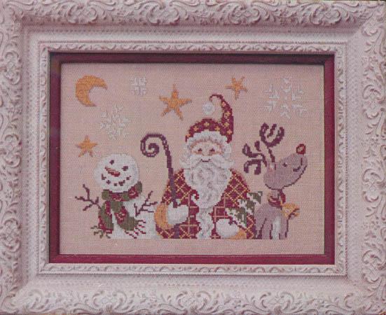 Christmas & Co. - (Cross Stitch)