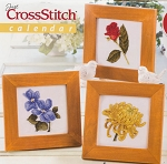 2015 Just CrossStitch Calendar - (Cross Stitch)