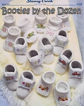 Booties by the Dozen - (Cross Stitch)